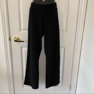 Nike Yoga Pants Women's Black Size XL